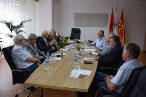 Delegacioni i ASHA të Kosovës