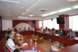 Profesorë nga Turqia vizitojnë Universitetin