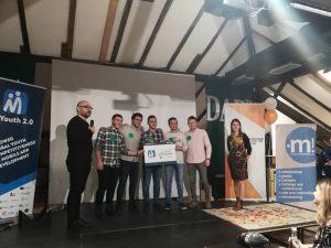 Studentët e UNT-së fituan çmimin