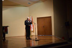 Fjalimi i rektorit në Manifestimin