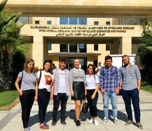 Studentë të UNT-së që qëndrojnë në dy universitete turke në kuadër të programit Erasmus+