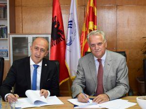 UNT nënshkroi Memorandum bashkëpunimi me Sh.A. MEPSO