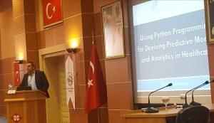 Profesori i UNT-se Prof.Dr. Bekim Fetaji ligjëroi në Universitetin Bashkent të Turqisë